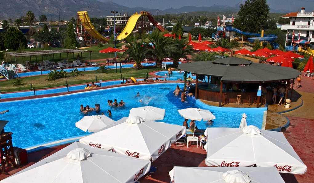 Water Fun Аквапарк