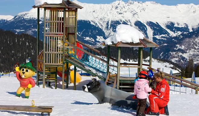 Зимний Парк Развлечений