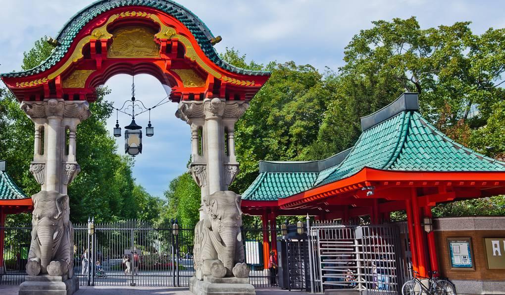 Зоопарк Zoologischer Garten Berlin