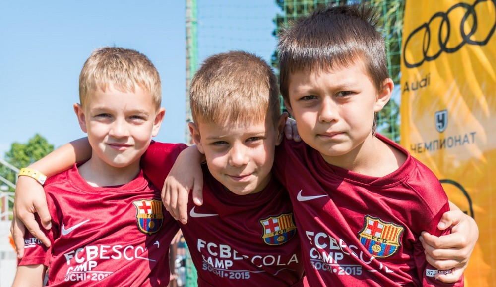 Футбольный клуб барселона сочи цены
