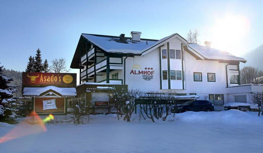 Almhof Kitzlodge - Zimmer Suiten Apartments