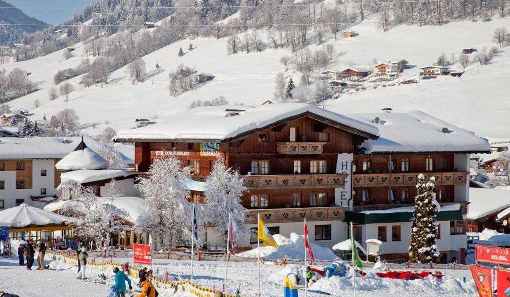 Alpenland Hotel Niederau