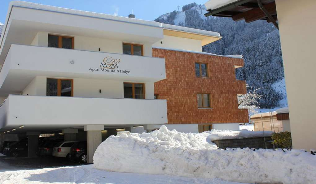 Apart Mountain Lodge Mayrhofen
