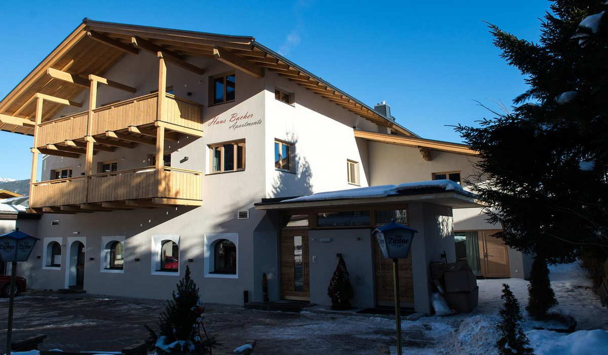 Apartment Bacher Zell-am-See