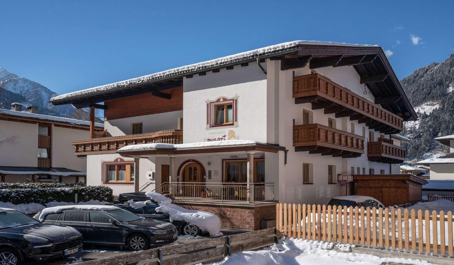 Apartment Mozart Mayrhofen