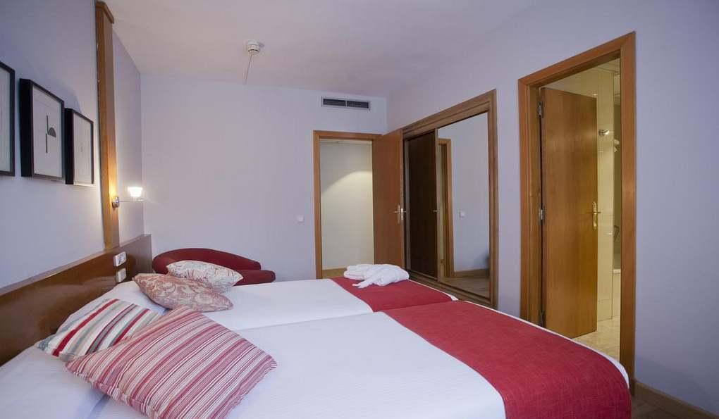 Aparto Suites Muralto