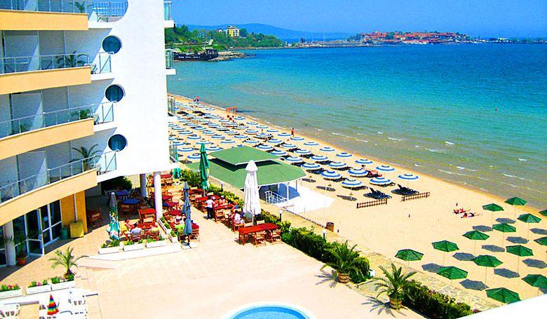 Aphrodite Beach Hotel Nessebar