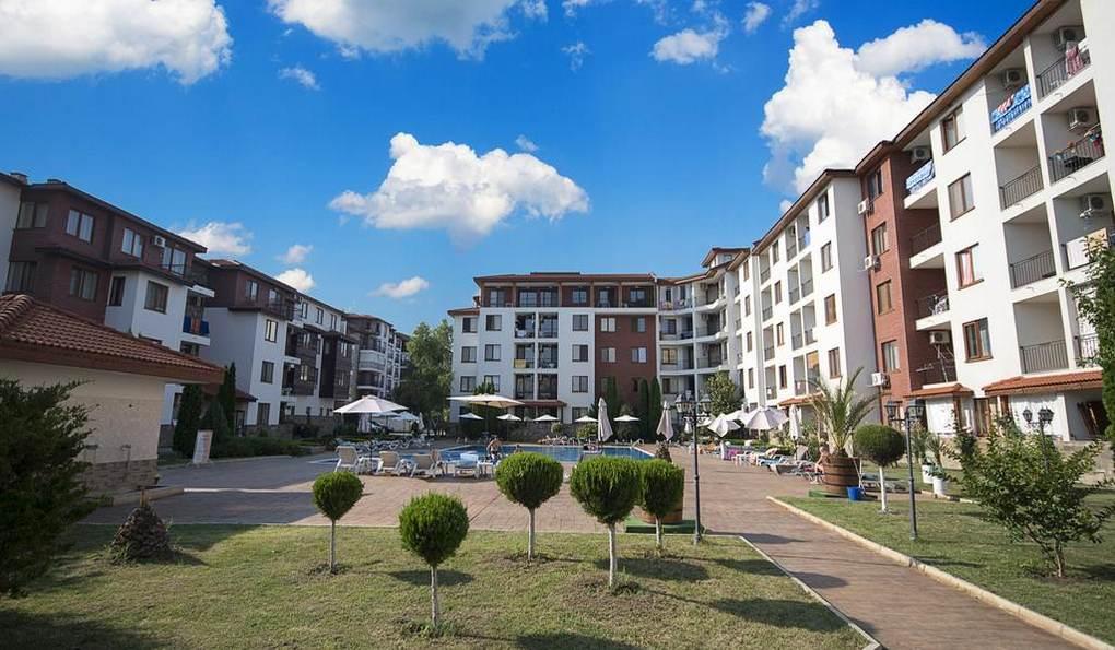 Apollon Apartments Nesebar