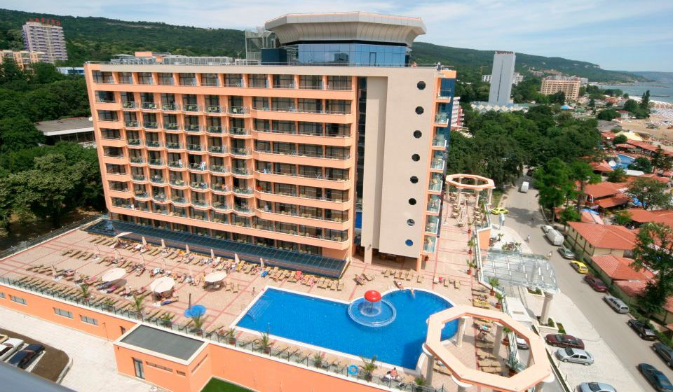 Astera Hotel & Spa Golden Sands