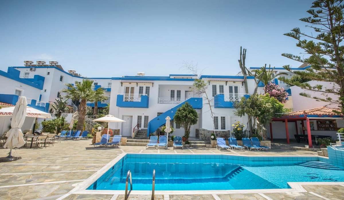 Belvedere Hotel Agia Pelagia