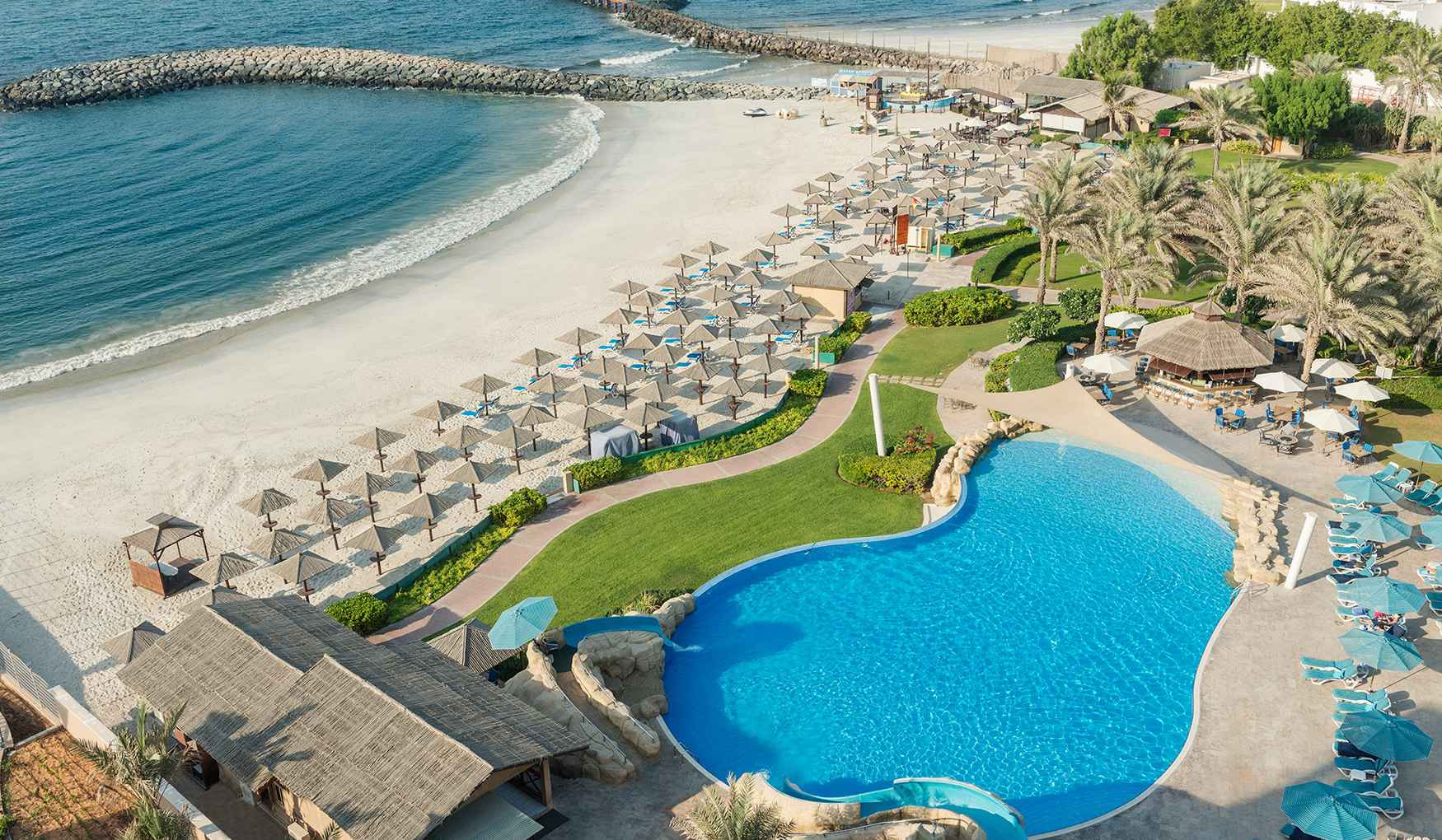 Coral Beach Resort Sharjah