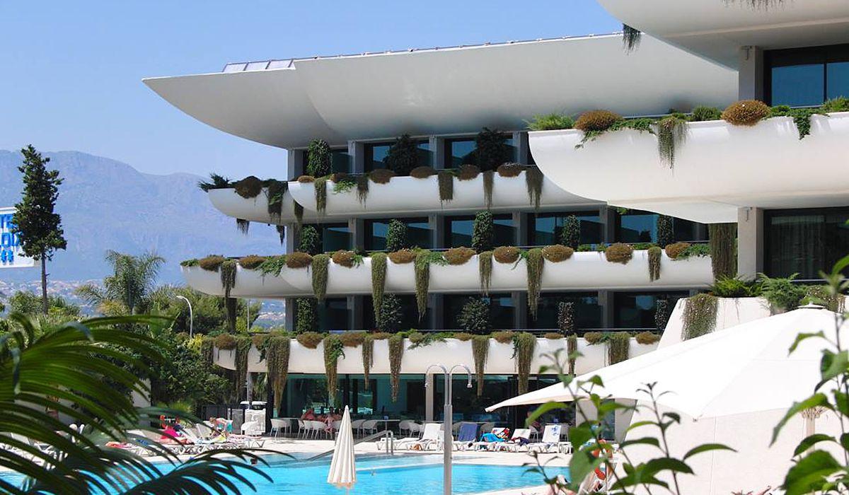 Hotel Deloix Sup