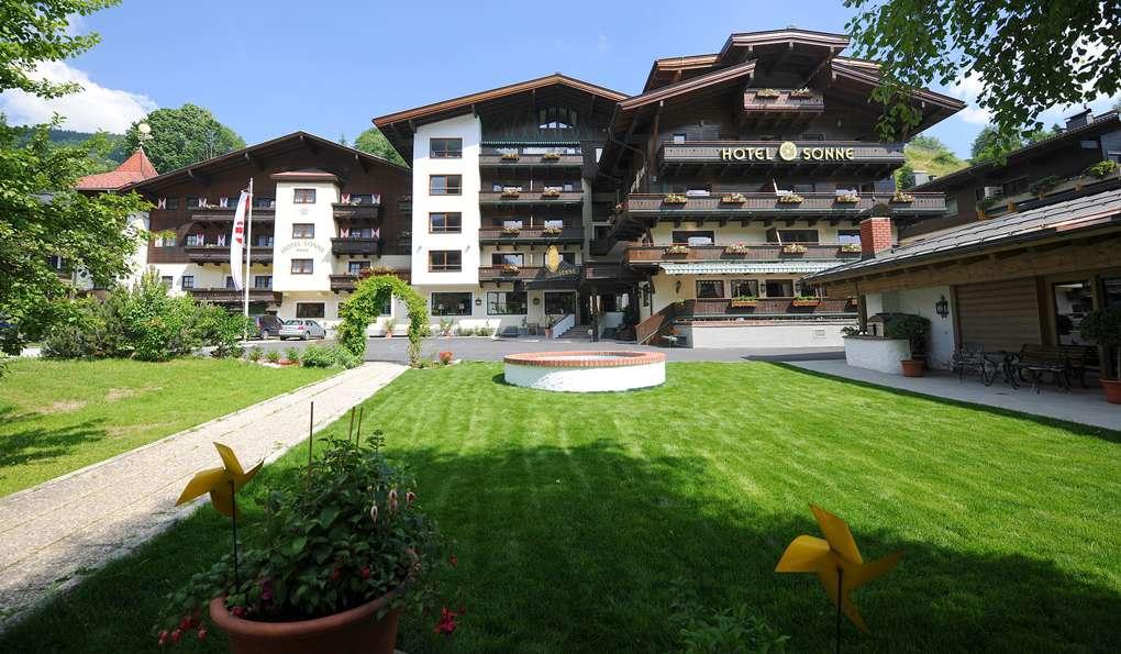 Hotel Die Sonne Saalbach