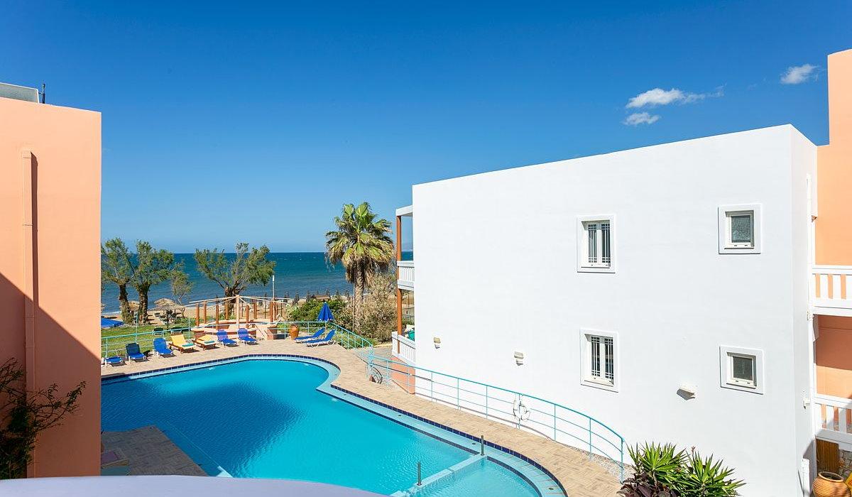 Eden Beach Hotel Agia Marina