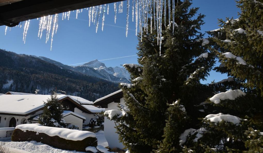 Exklusive Ferienwohnung Alpen Deluxe