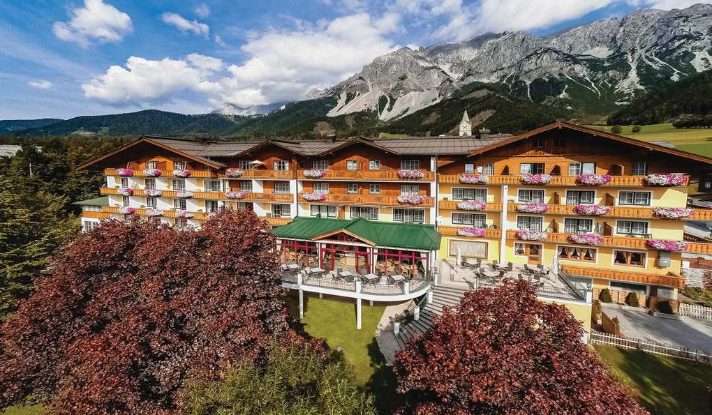 Familien-und Wanderhotel Matschner