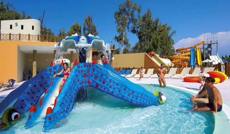 Fodele Beach Water Park Resort