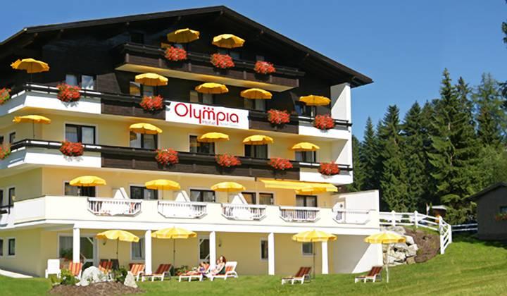 Apart Hotel-Garni Olympia
