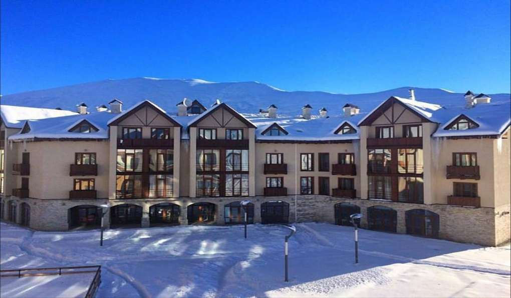 New Gudauri Luxe Apartment