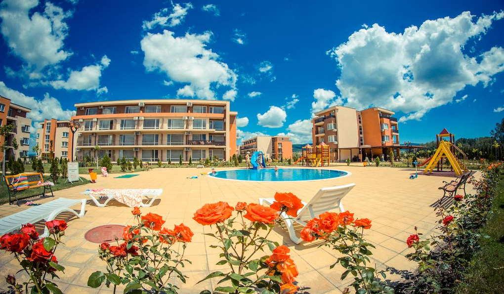 Holiday Garden Hotel Sunny Beach