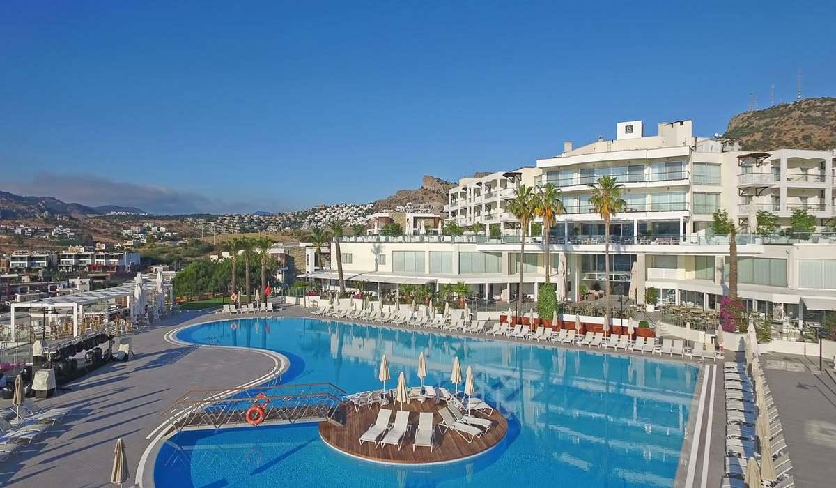 Hotel Baia Bodrum Ultra All Inclusive