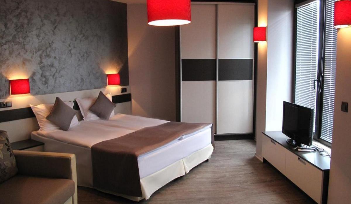Hotel Gran Via Burgas