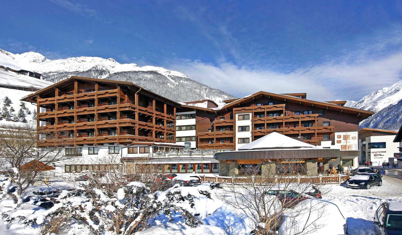 Hotel Tyrolerhof Soelden