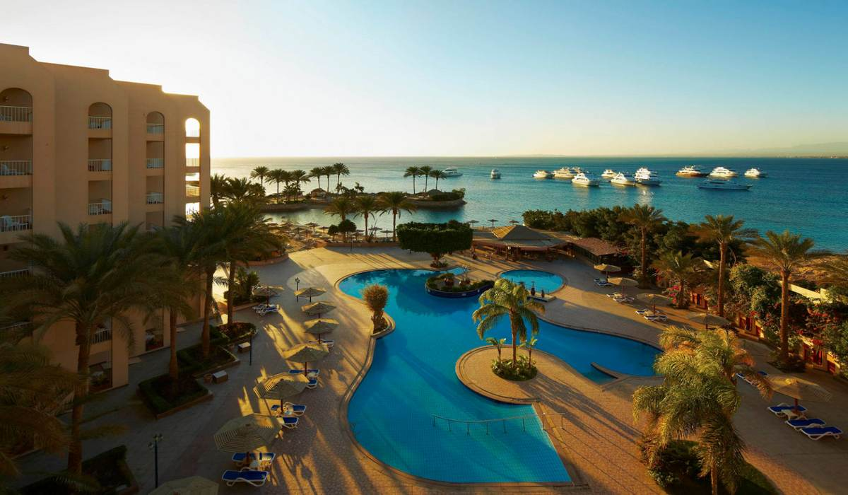 Hurghada Mariott Red Sea Beach Resort