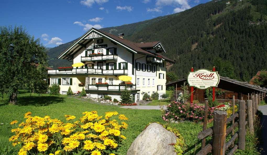 Ferienwohnungen Kröll - Appartements Viktoria und Landhaus Maria