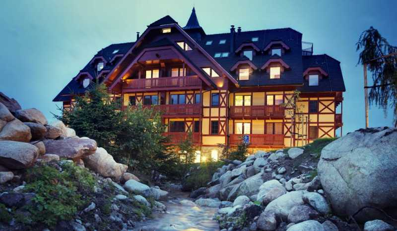 Kukucka Mountain Hotel and Residences