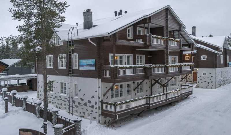 Levikaira Apartments - Alpine Chalets