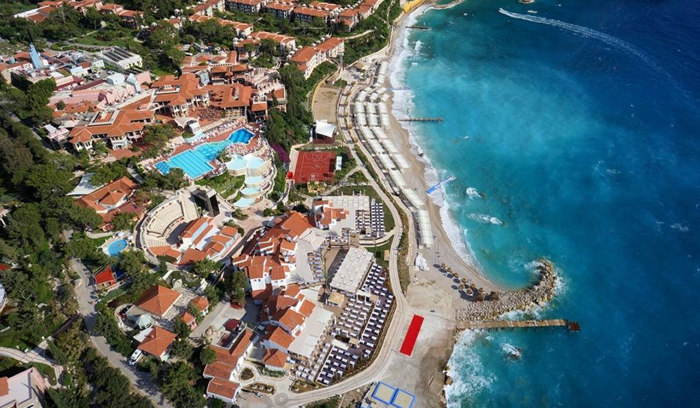 Liberty Hotels Lykia фото 13