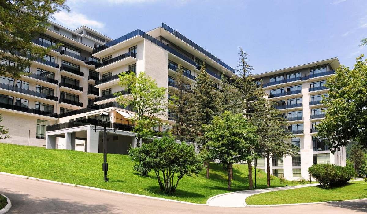 Borjomi Likani Health & Spa Centre (ex. Borjomi Rixos)