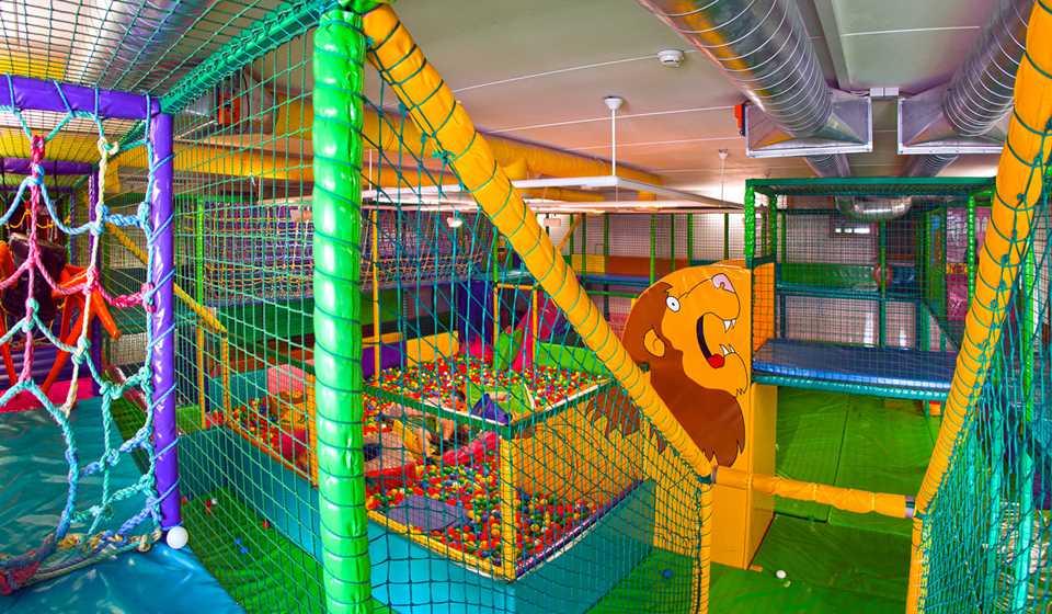 Kinderhotel Löwe & Bär
