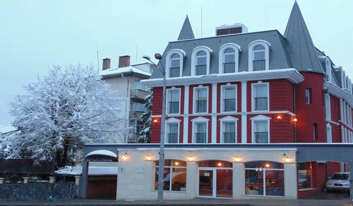 Magic Castle Hotel Sofia