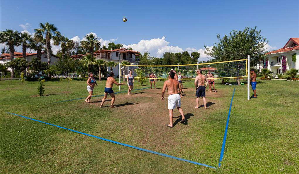 Lykia Botanika Beach Fun & Club HV-1 фото 23