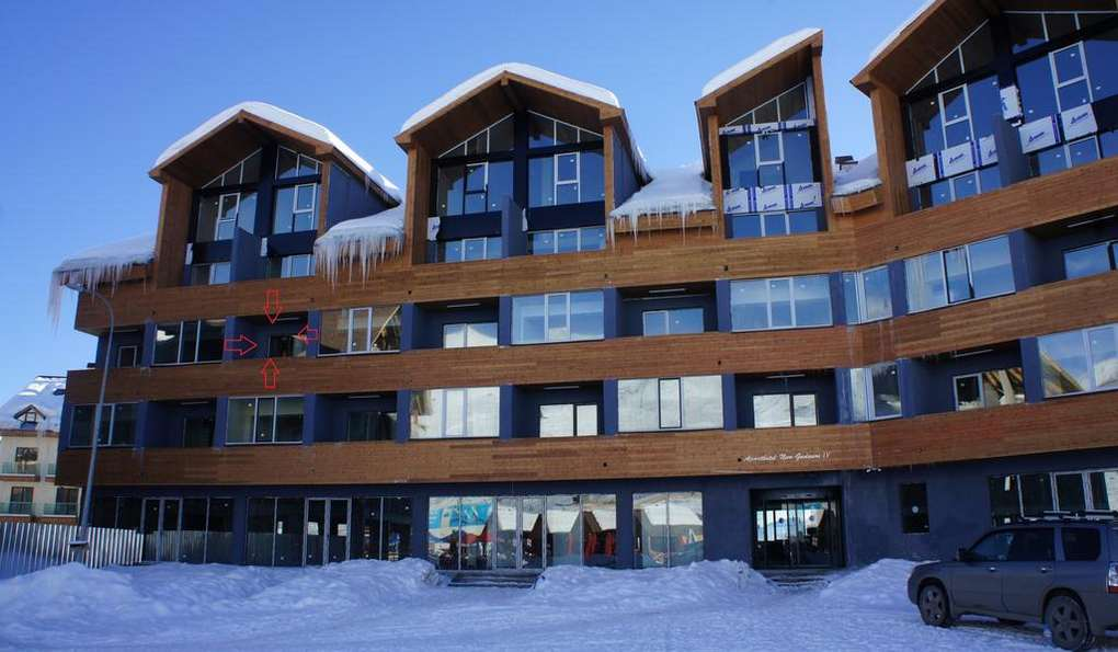 Mariam's Apartment Near Gondola