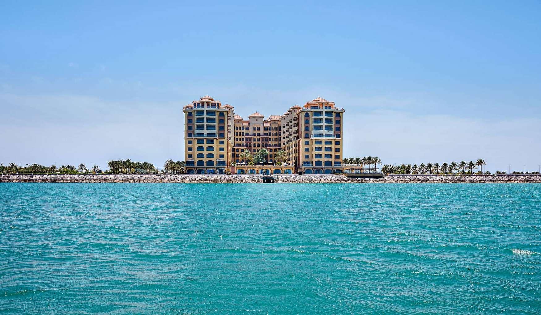 Marjan island resort spa 5 оаэ рас эль хайма квартиру дубай