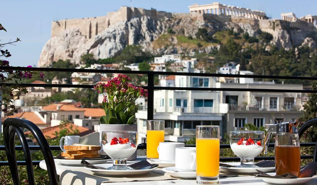Metropolis Hotel Athens