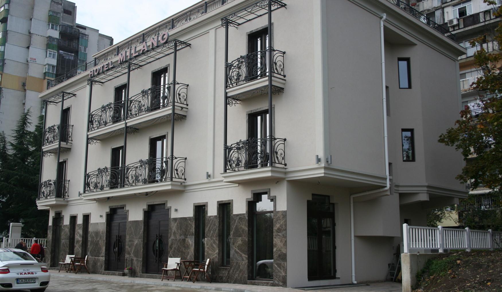 Milano Hotel Burgas