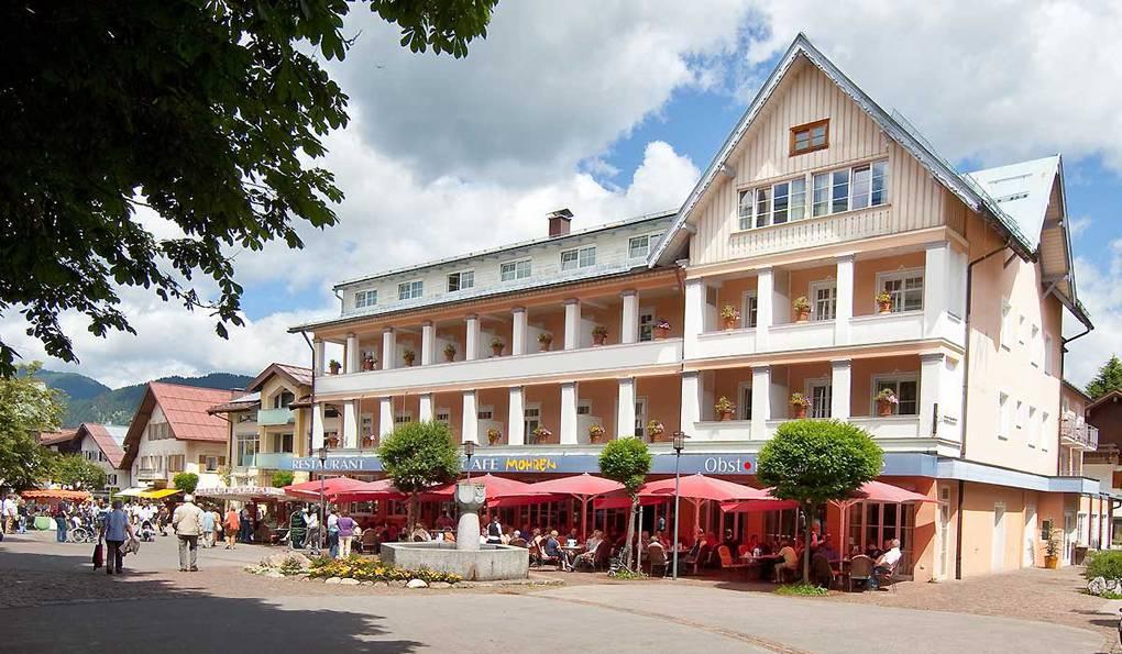 Hotel Mohren Oberstdorf
