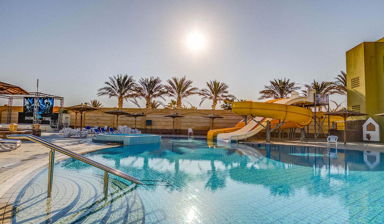 Palm Beach Resort Hurghada
