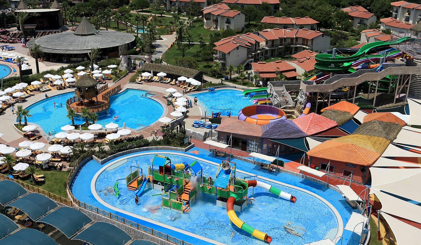 Papillon Belvil Hotel 5* (Кадрие, Турция) - цены 2021, фото, описание,  отзывы - Коллекция Кидпассаж