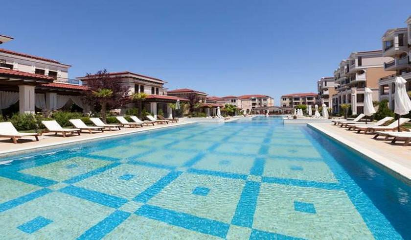 Paradise and Dune Resort Аpartments
