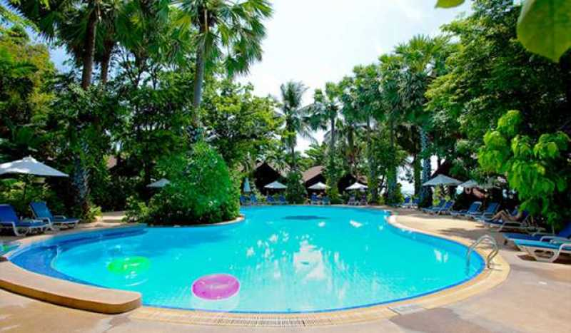 Paradise Beach Resort Mae Nam Beach