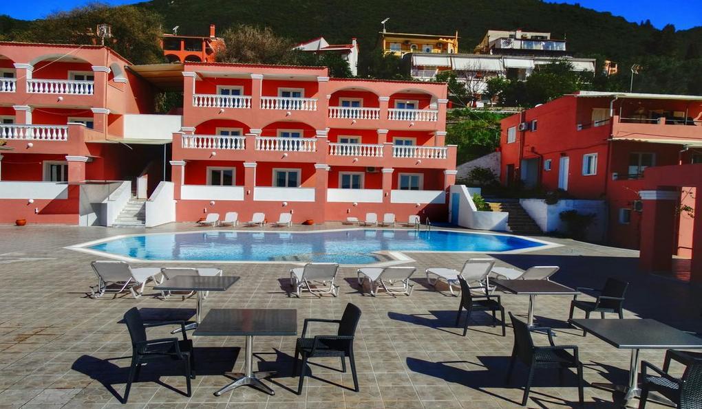 Paradiso Aparhotel Ypsos