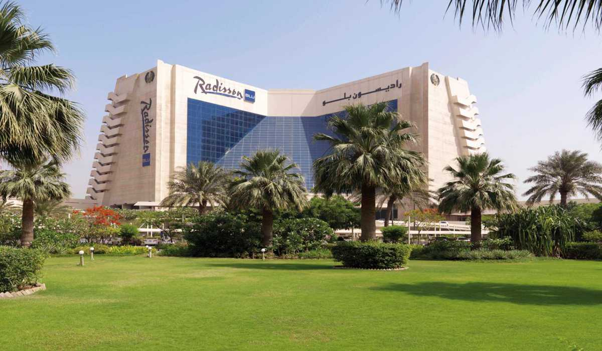Radisson Blu Resort Sharjah фото 10