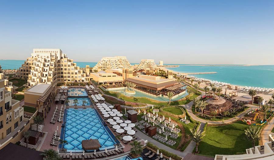 дубай отель rixos bab al bahr