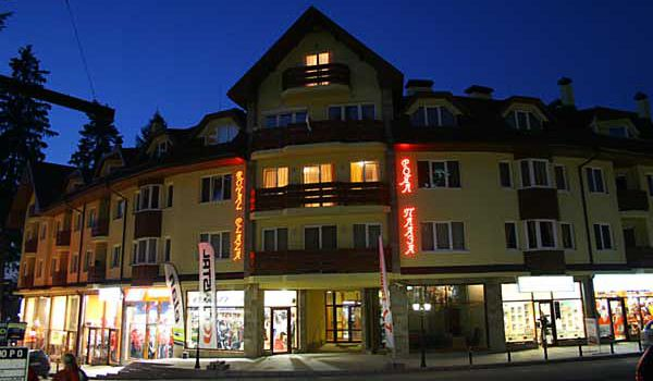 Royal Plaza Hotel Apartments Borovets
