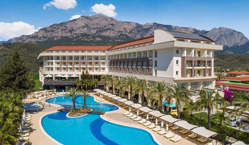 Double Tree by Hilton Kemer (ex.Sauce Hotel)